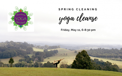 Yoga to Cleanse